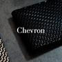 Petite maroquinerie - Chevron S - INDEN EST.1582