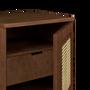 Night tables - Harrison Nightstand - WOOD TAILORS CLUB