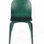 Chairs - La Chaise CL10B verte - LA CHAISE FRANÇAISE