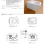 Objets de décoration -  Toilette en pierre de terrazzo - ARTOLETTA.EU GALLERY&AWARD