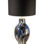 Table lamps - Lamp base Chahut TOHU-BOHU and STORM - IOM INES-OLYMPE MERCADAL