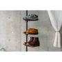 Shelves - 017 Shoes Rack Black - DRAW A LINE