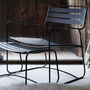 Loungechairs for hospitalities & contracts - SURPRISING Chair, Low armchair, Bar stool  - FERMOB