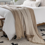 Bed linens - COTTON MUSLIN BLANKET AND BEDSPREAD - NADIA DAFRI