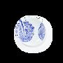 Formal plates - Vegetal Dessert Plates Collection - NON SANS RAISON PORCELAINE DE LIMOGES