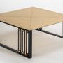 Coffee tables - COFFEE TABLE PENDULUM - MAISON POUENAT