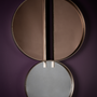 Mirrors - SPLIT MIRROR - MAISON POUENAT