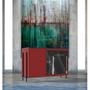 Speakers and radios - Jukebox Orphéau | Sunflower Series | Red - ATELIER ORPHEAU