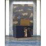 Autres objets connectés - Jukebox Orphéau | Série Tournesol | Bleu Nuit - ATELIER ORPHEAU