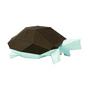Objets de décoration - Décoration en papier - Trophée tortue - AGENT PAPER