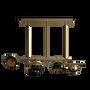 Suspensions - Black Widow II Lampe à suspension - CREATIVEMARY