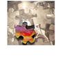 Cadres - Frame embossed puzzle colors - KOSSARTISTIK