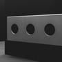 Radiateurs pour salle de bain - TREO - ANTRAX IT