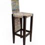 Kitchens furniture - BAR STOOL IN FOOD PACKAGING - RUE RANGOLI
