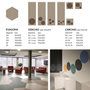 Other wall decoration - OPIFICIO | Elements for unique compositions - TECHNOLAM