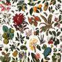 Autres décorations murales - Fresque Fleurs d'Antan Beige de Chypre - PAPERMINT