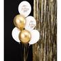 Objets de décoration - Ballons 30cm, Joyeux anniversaire à vous, mix - PARTYDECO