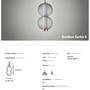 Ceiling lights - Bonbon Single Module Small Smoke  Glass - ATOLYE STORE