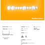 Ceiling lights - Bonbon Linear Large White Glass - ATOLYE STORE