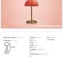 Lampes de bureau - Lampe de table Train - ATOLYE STORE