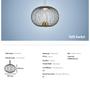 Ceiling lights - Telibol Small Model - ATOLYE STORE