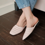 Shoes - Lether mule «Micheline»  - RXBSHOES