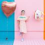 Objets de décoration - Foil Ballon Chien, 45x50cm, mélange - PARTYDECO