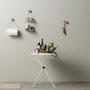 Meubles pour salle de bain - Crochet mural rond et polyvalent - EVER LIFE DESIGN