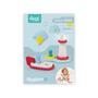 Jouets enfants - Puzzle de bain - A la rescousse - QUUT TOYS
