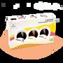 Delicatessen - Seasoning sticks boxet 3 flavours : Raspberry & tarragon, Curry & turmeric, Smoked paprika - Organic - OCNI FACTORY
