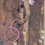 Bijoux - Bracelet cordon pampille - OBI OBI