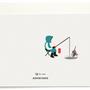 Sets de bureaux - Carte de Voeux - PLEASED TO MEET