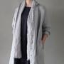 Scarves - 100% Linen shawls - LINO E LINA