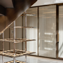Office design and planning - Glass Lamination - SOPHIE MALLEBRANCHE