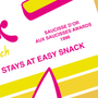 Other wall decoration - Puzzle Easy Snack - PIECE & LOVE