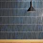 Faience tiles - Kuroaya - Porcelain Tiles - RAVEN - JAPANESE TILES