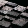Faience tiles - Arare - Porcelain Tiles - RAVEN - JAPANESE TILES