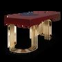 Dining Tables - Hood Desk - MALABAR