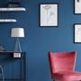 Objets de décoration - Lampe à poser TROPIC LT - ALUMINOR