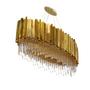 Hanging lights - Empire Oval Suspension - LUXXU MODERN DESIGN & LIVING