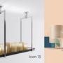 Hanging lights - Lumeego Lamps Icon 17 - LUMEEGO