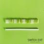 Delicatessen - Pailles comestibles, compostables et biodégradables saveur Pomme verte  - SWITCH EAT