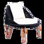 Lawn armchairs - Capri Armchair - LOVATO MÓVEIS