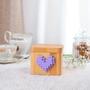 Decorative objects - Lilac Heart - LOVEBOX