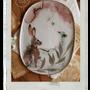 Plats et saladiers - Fauna par AnaBanana | Plat - NOSSE CERAMIC STUDIO