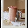 Accessoires thé et café - COLLAB par AnaBanana | Carafe & Théière Macramé - NOSSE CERAMIC STUDIO