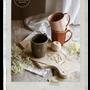 Tea and coffee accessories -  SMOOTH Mugs - NOSSE CERAMIC STUDIO