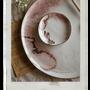 Assiettes de réception - Fauna par AnaBanana | Assiettes - NOSSE CERAMIC STUDIO