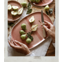 Platter and bowls - SVELTE Platters - NOSSE CERAMIC STUDIO