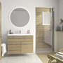 Commodes - Meuble salle de bain RIVOLI - DECOTEC